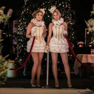 promotie bruiloft hostess mayworks bedazzled